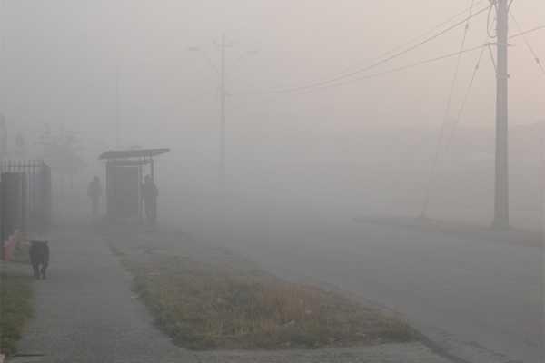 P. Montt enfrenta nueva emergencia ambiental por niebla y humo