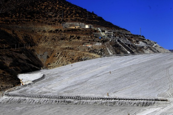 Coquimbo posee cerca de la mitad de los depósitos de desechos mineros del país