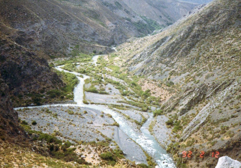 La batalla por el agua del pueblo del Río Choapa