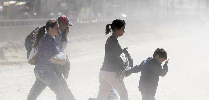 Polvo en suspensión amenaza a habitantes de Atacama