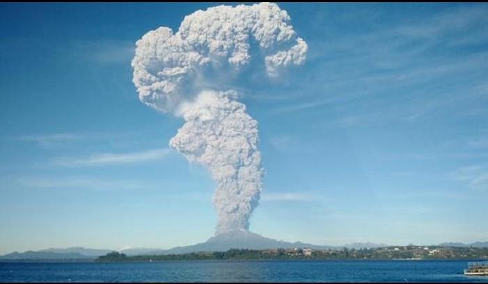 Ganadería y salmones serían las actividades más afectadas por la erupción del Calbuco