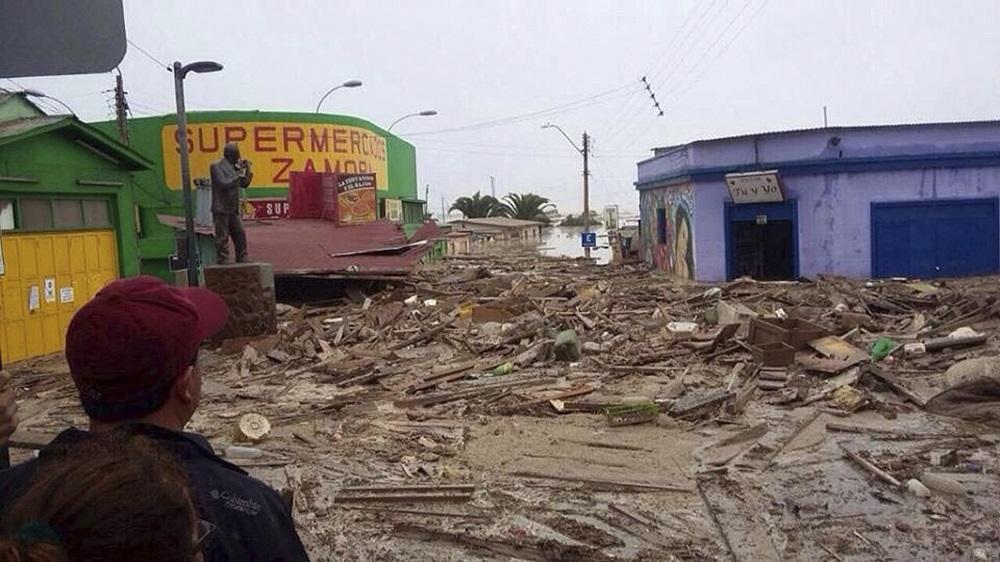 Industria aseguradora desembolsará unos US$ 450 millones por aluviones en Atacama