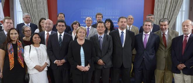 Bachelet crea la Comisión Asesora para el estudio de un Nuevo Sistema de Evaluación Ambiental