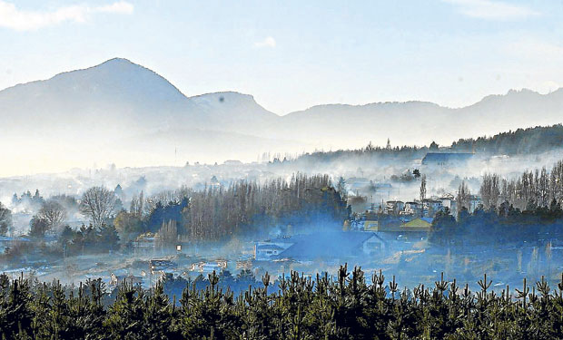Emergencia ambiental en cuatro ciudades