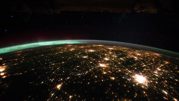 """""""Día de la Tierra"""": Las imágenes más bellas de nuestro planeta captadas desde el espacio"""