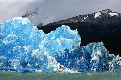 Teledetección satelital es usada para estudio de glaciares