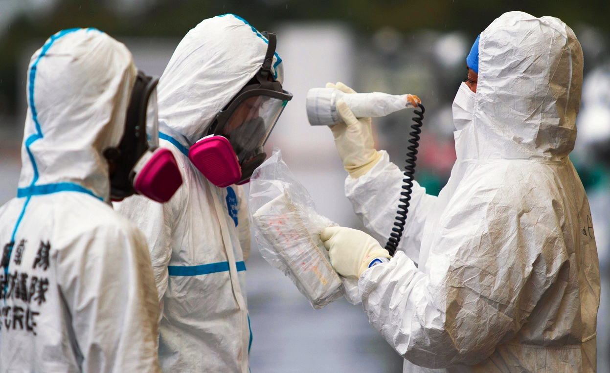 Falla técnica provoca una nueva fuga de agua radiactiva en central de Fukushima