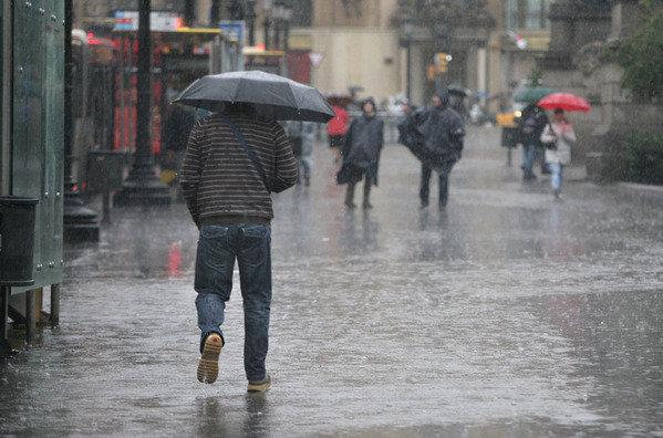 Con intenso frente de este fin de semana comenzará a revertirse la falta de lluvias en la capital