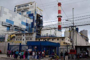 Critican inclusión de termoeléctrica Los Rulos en oficina de proyectos sustentables