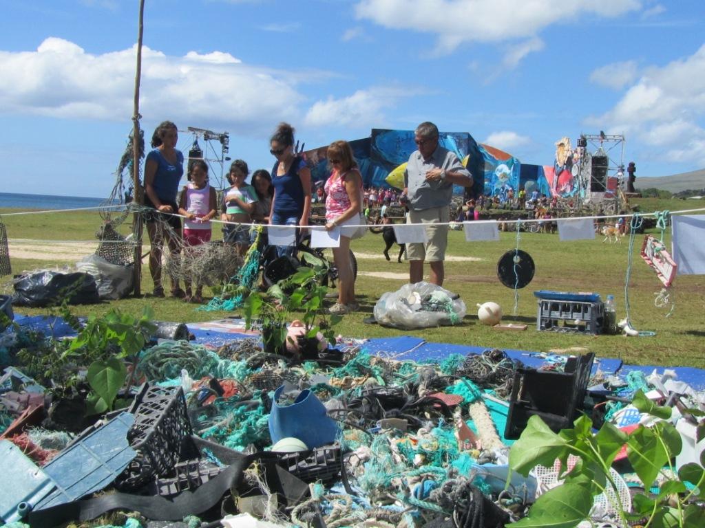 Hasta 25 mil toneladas de plásticos anuales se arrojan al mar desde Chile