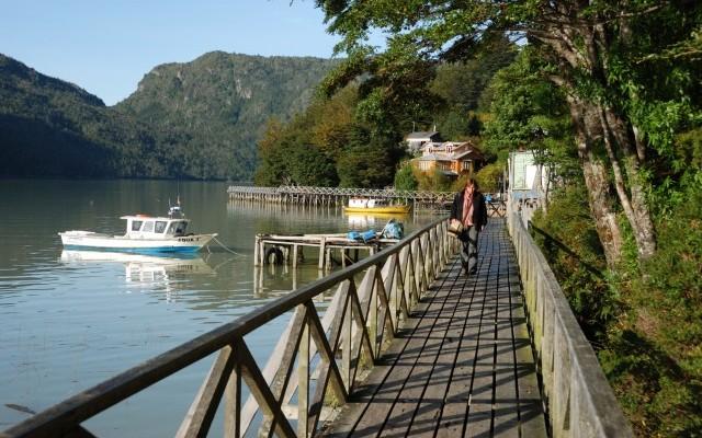 Impulsan creación de un Área Marina Costera Protegida en Caleta Tortel