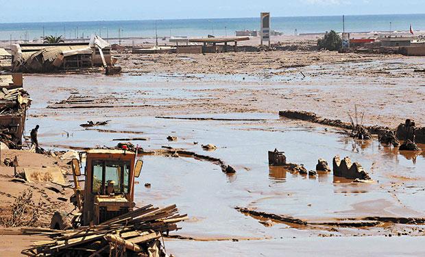 Sismos, tsunamis, marejadas: ¿cómo enfrentar lo inminente?