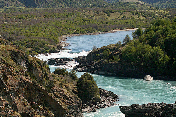 CDP reafirma rechazo a megaproyectos en la Patagonia
