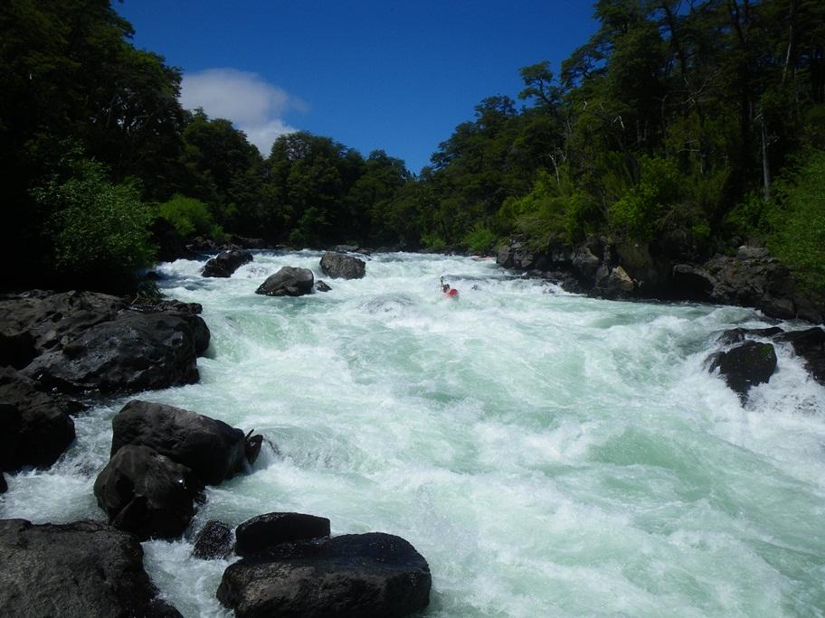 Aprueban central hidrolectrica en río Trancura