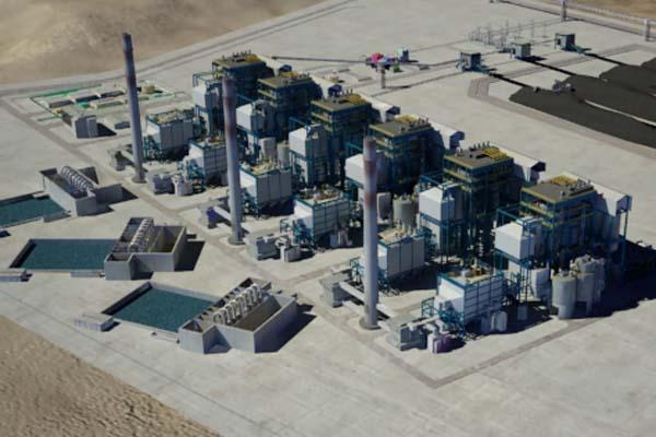 Castilla se reactivaría: proyecto la convierte en una central a gas