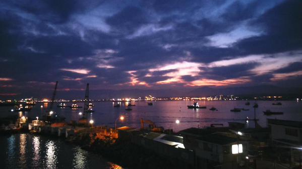 Activan planes de contingencia por nuevo derrame de petróleo en la bahía de Quintero