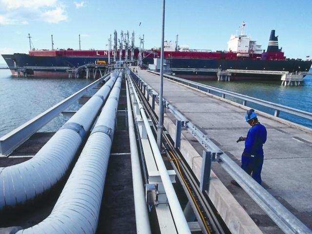 Chile llega a cifra récord de importación de GNL gracias al nuevo shale gas