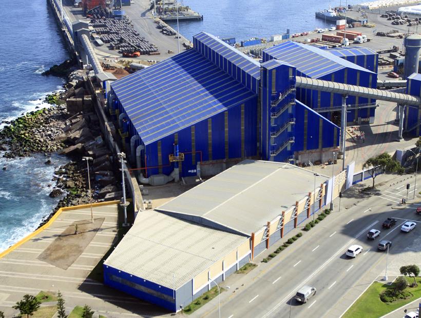 Sancionan a empresa portuaria de Antofagasta