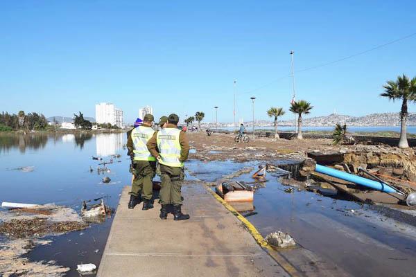 CORE espera proyecto para apoyar instalación de sirenas de alerta de tsunami en la costa