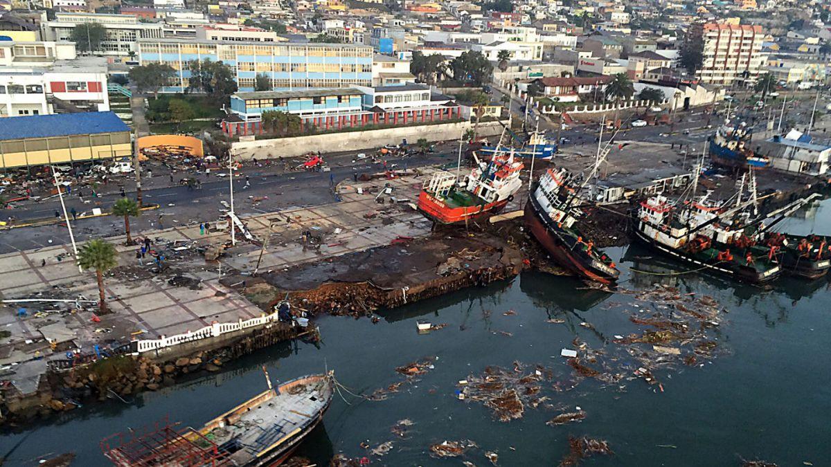 Qué componentes debiera tener la nueva ley que regulará las emergencias y desastres en Chile