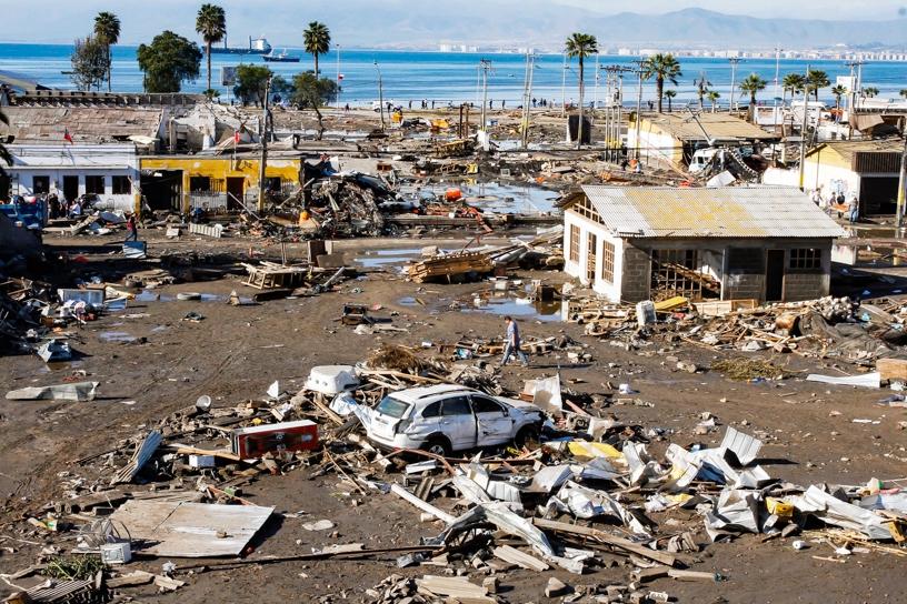 Las Inversiones de Chile en la Reducción del Riesgo de Desastres rinden Frutos