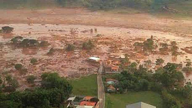 Brasil: las autoridades creen difícil hallar más sobrevivientes del accidente minero