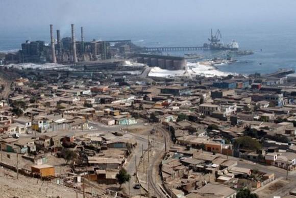 Piden informe de estudios del fondo marino de Tocopilla por contaminación de cenizas de termoeléctricas