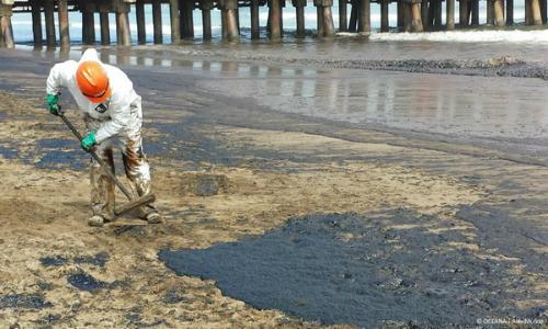 Sobreseen definitivamente causa por derrame de petróleo en bahía de Quintero