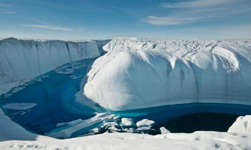 NASA mide emisiones mundiales de CO2 con satélite y advierte de deshielo acelerado en Groenlandia