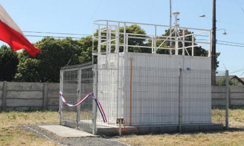 Desde ahora Linares podrá medir sus niveles de contaminación ambiental