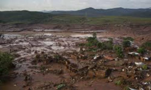 Dilma Rouseff: BHP Billiton y brasileña Vale son responsables de desastre minero