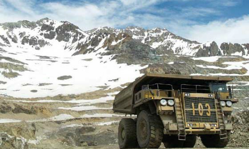 Seremi de Salud multó a Codelco por derrame de concentrado de cobre en río Blanco