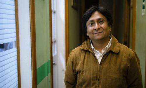 """Ricardo Díaz, Ambientalista del Año: """"Solo fue posible gracias al apoyo ciudadano"""""""