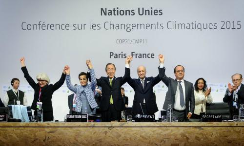 Firma y ratificación del Acuerdo Climático de París: ¿Qué espera Chile?