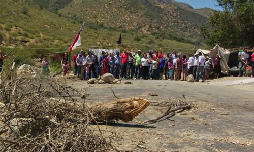 """Cuestionado """"acuerdo"""" entre Minera Los Pelambres y Caimanes busca dejar sin efecto resolución de la Corte Suprema"""