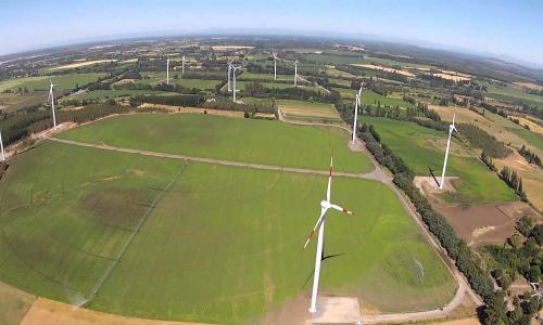 Comité de Ministros resuelve reclamaciones sobre dos proyectos de energía eólica