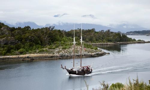 Encuentran el agua dulce más pura del mundo en el sur