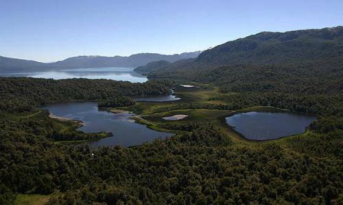 Radioemisora de Aysén inicia campaña en contra de represa río Cuervo