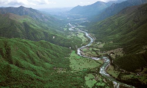 SMA formuló cargos en contra de hidroeléctrica Ñuble en San Fabián de Alicó