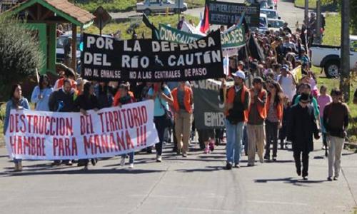 Dejan sin efecto medida de paralización de central hidroeléctrica Doña Alicia