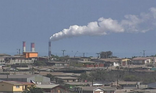 CAP y Guacolda bajarán sus emisiones de contaminación