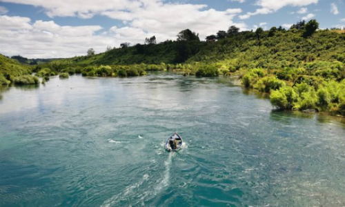 Retiran proyecto hidroeléctrico El Gato que se haría en el río Maullín