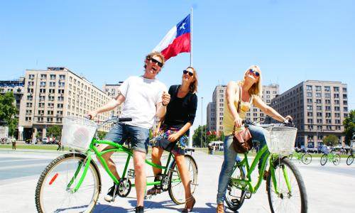 Foro Mundial de la Bicicleta en Chile