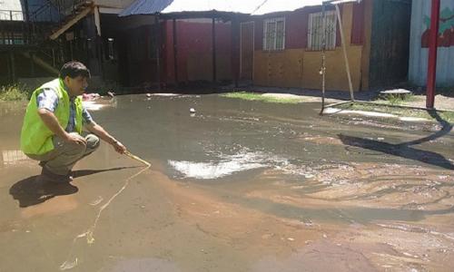 Derrame en río Blanco: En febrero de 2017 se constatará si existe daño ambiental