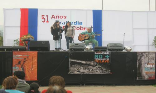 Recuerdan 51 años del colapso de relaves en El Melón