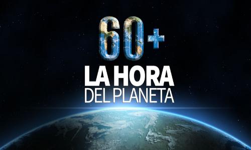 Hora del Planeta: Sábado 19, 20:30 a 21:30