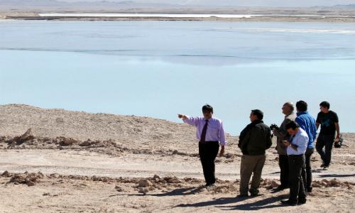 Coordinadora del Loa pide que se evalúe un terreno distante para relaves