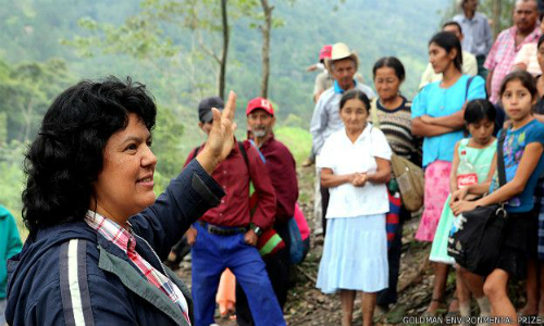 ONG calcula hasta 185 muertes de defensores del medioambiente durante 2015