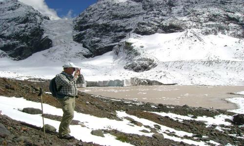 Tertulia: Montañas de Chile, soportes de glaciares y fuentes de agua dulce
