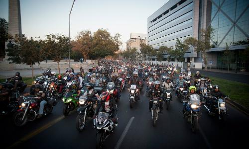 Transporte justifica razones para aplicar restricción permanente a motos